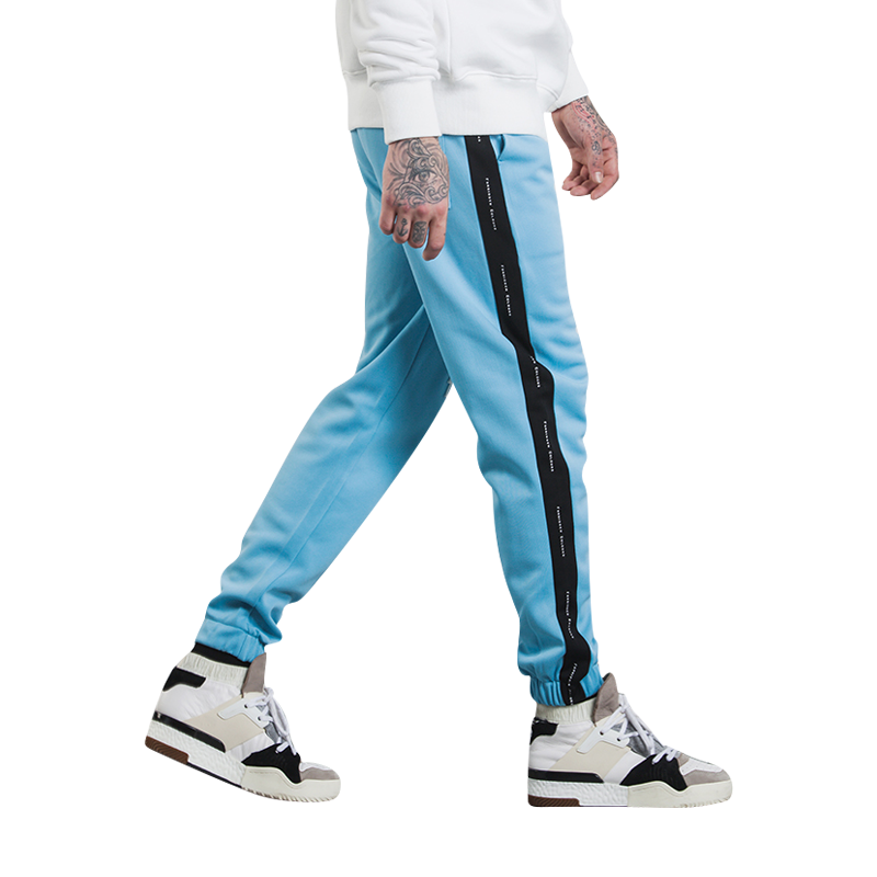 Forbidden Colour Joggers - Blue 6