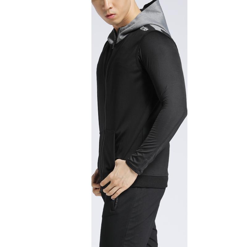 d014fb378bcf MBC Tech Fleece Vest - black - Made By Compression - Athletic Apparel